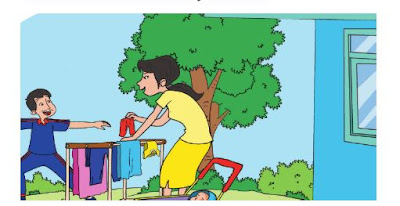 Kunci Jawaban Buku Kelas 4 SD Pembelajaran 6 Tema 2 Subtema 1