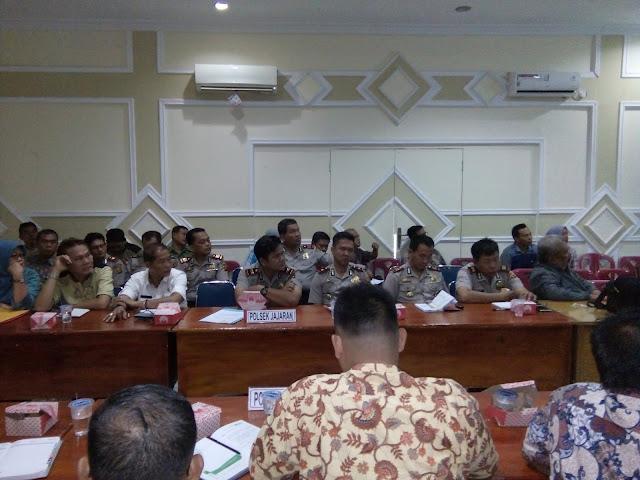 Kapolres Muara Enim, Lakukan Pengamanan Lalu Lintas Jelang Bulan Suci Ramadhan