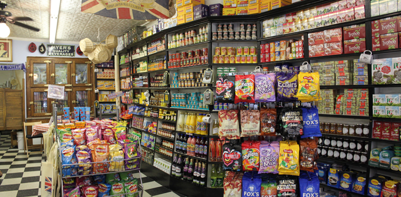 Provisions Food Store