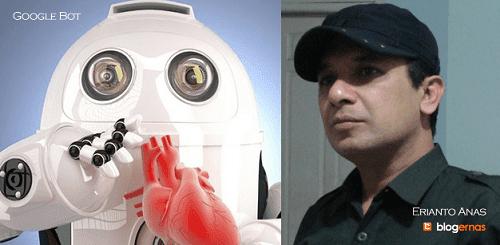 Wawancara SEO Saya dg Robot Google