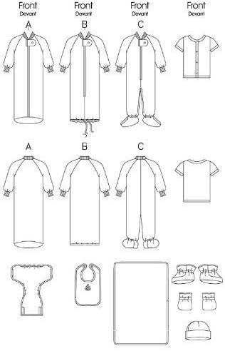 How to Make Your Own Baby Clothes and Baby Clothes Patterns