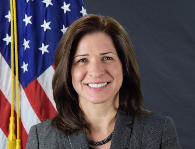 US Ambassador Byrnes began her diplomatic mission in Skopje