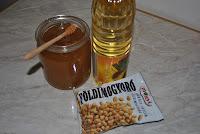 ingrediente pentru unt de arahide