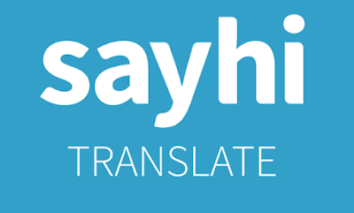 Sayhi translate android