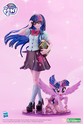 My Little Pony Kotobukiya Bishoujo Statue Limited Edition Twilight Sparkle