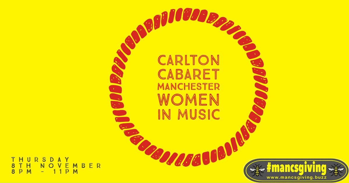 Carlton Cabaret - Thur Nov 1st