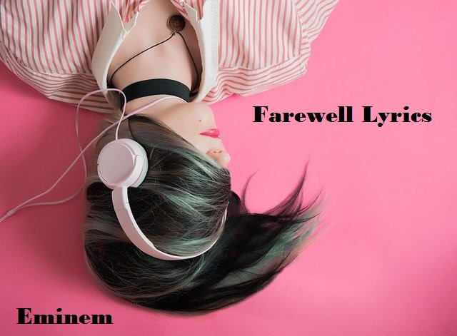 Farewell Lyrics