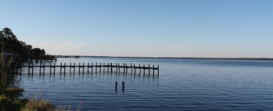 Los lagos durante el recorrido