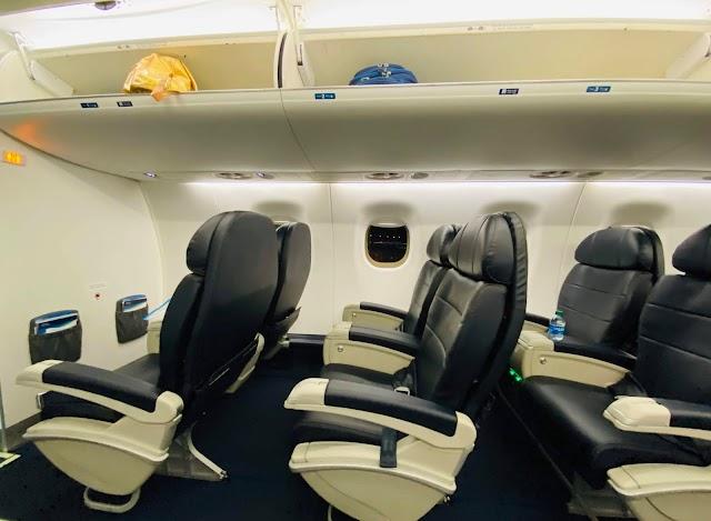 How Do Alaska Airlines MVP First Class Upgrades Work? (2021)