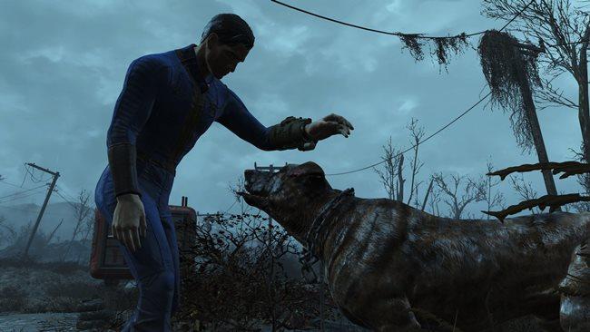 Diese Fallout 4 Mod ermöglicht Ihnen, alle Hunde zu streicheln