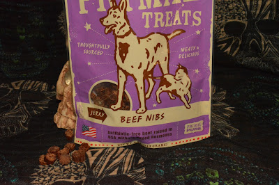 beef heart dog treats
