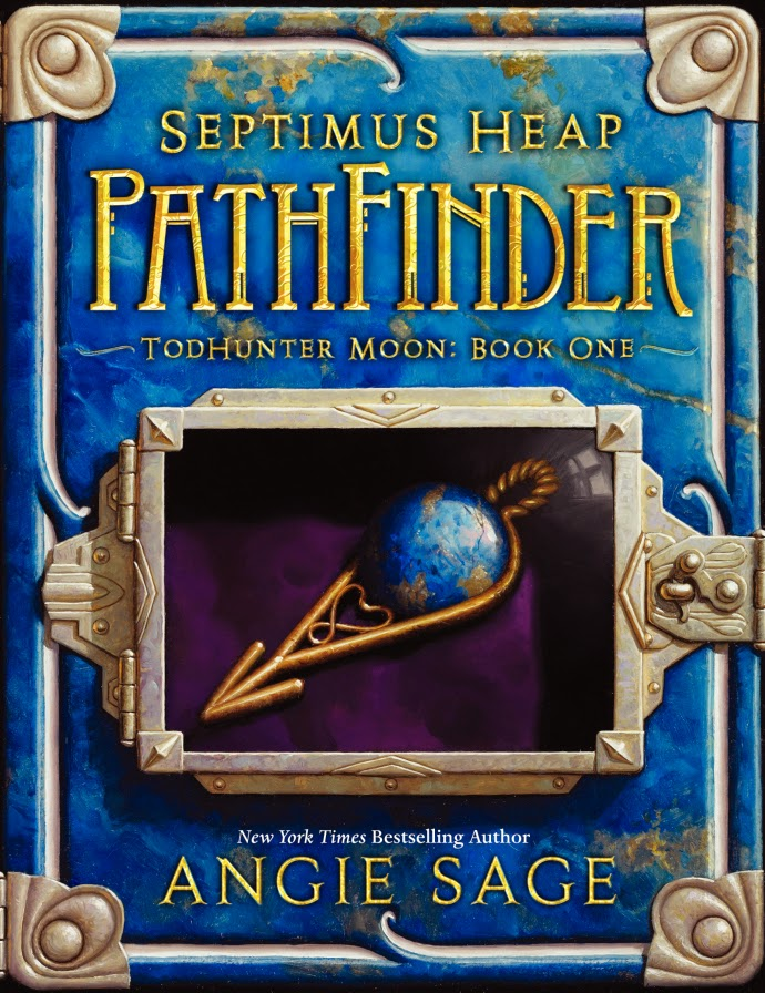 TodHunter Moon: PathFinder by Angie Sage