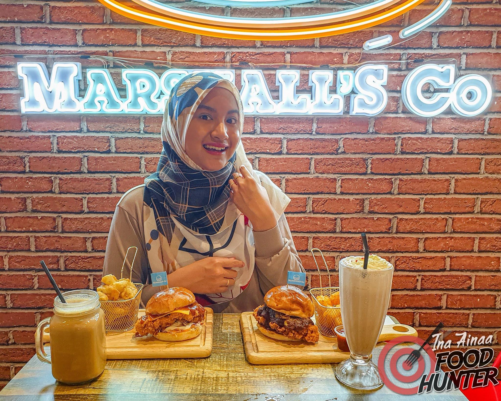 MARSHALL'S CO - Hak Milik Ina Ainaa