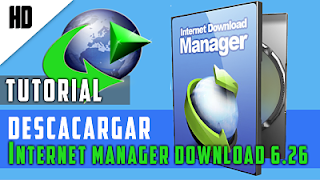 descargar internet download manager 6.27