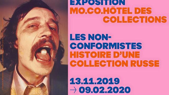 Les non-conformistes - histoire d'une collection russe