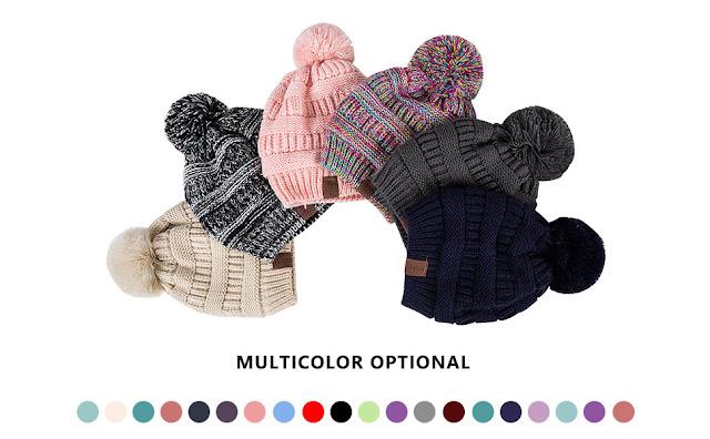 Fleece Lined Hats