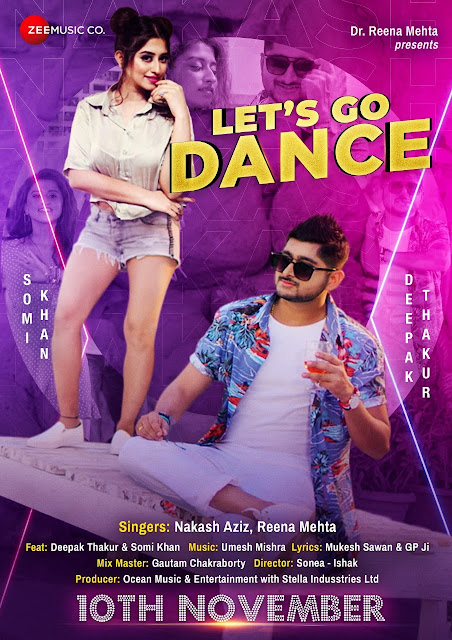 Lets Dance Song Deepak Thakur & Soni Khan