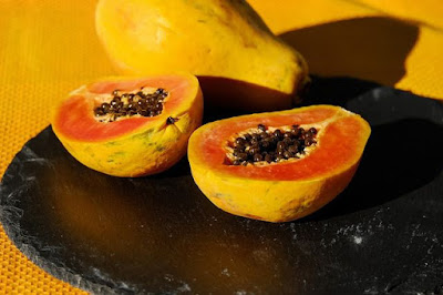 diet sehat dengan buah pepaya