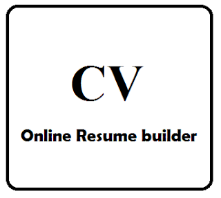 Make a CV online (Online Resume Builder)