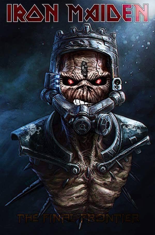 El Blog De La Música Rock Iron Maiden