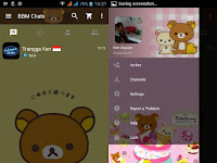 Download New BBM MOD Tema Serial Kartun/ Animasi V2.12.0.11 Terlengkap Update Terbaru 2016