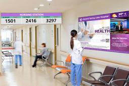 7 Keuntungan Menggunakan Digital Signage di Rumah Sakit