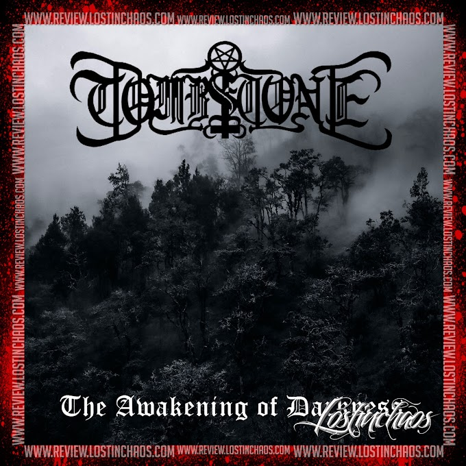 Tombstone - The Awakening Of Darkness CD 2020