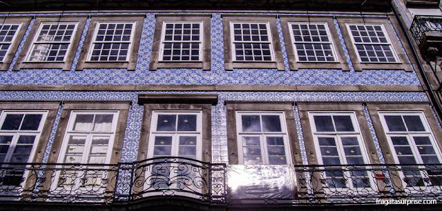 Casarão na Baixa do Porto, Portugal