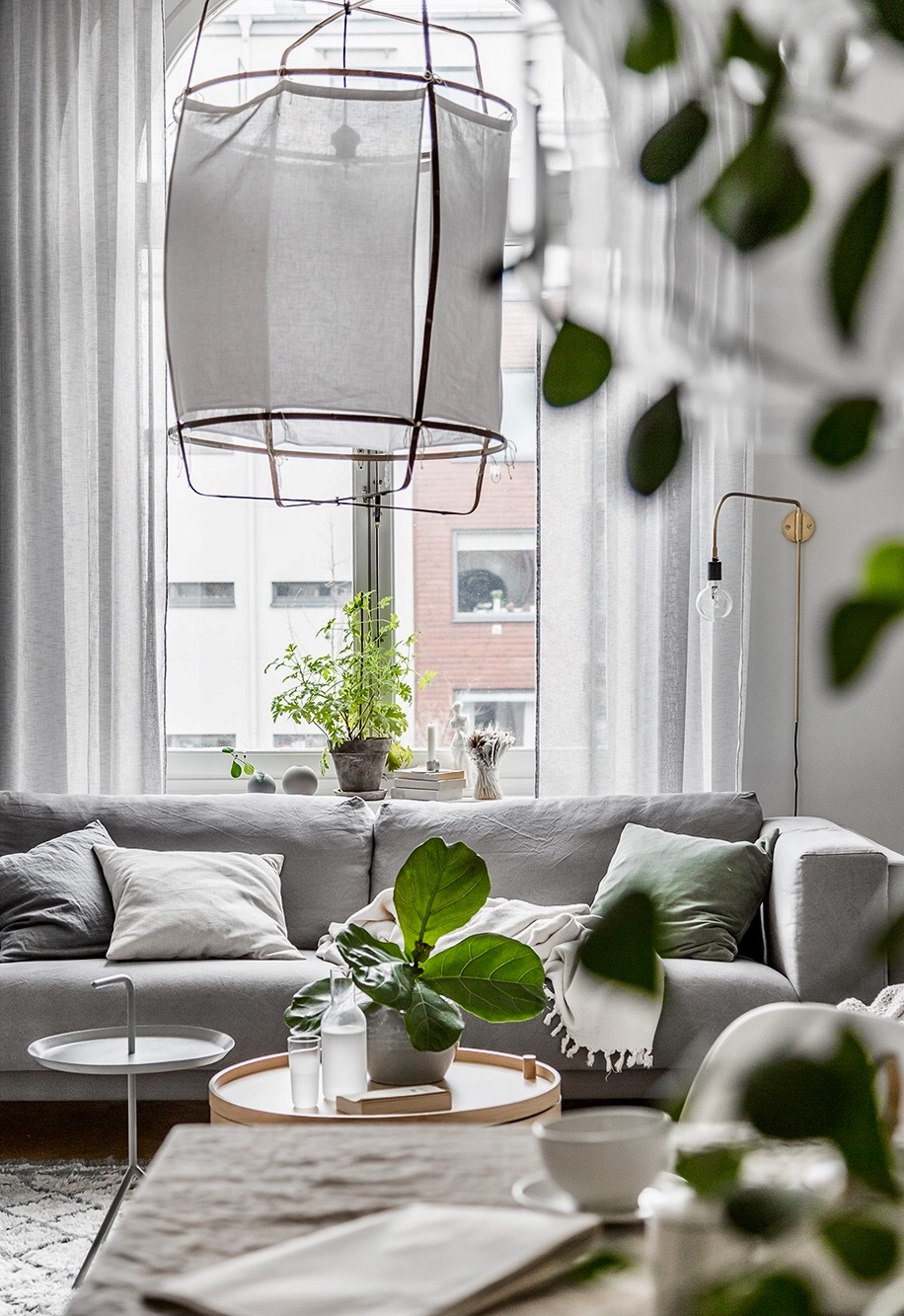 The former Swedish apartment of Jasmina Bylund