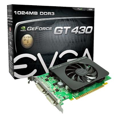 Nvidia GeForce GT 430完全ドライバーのダウンロード