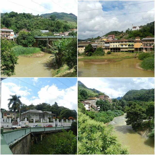 O que ver e fazer em Santa Leopoldina (ES) - Rio Santa Maria da Vitória