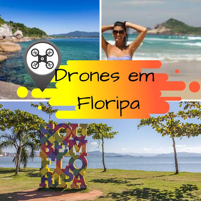 Drones em Florianópolis