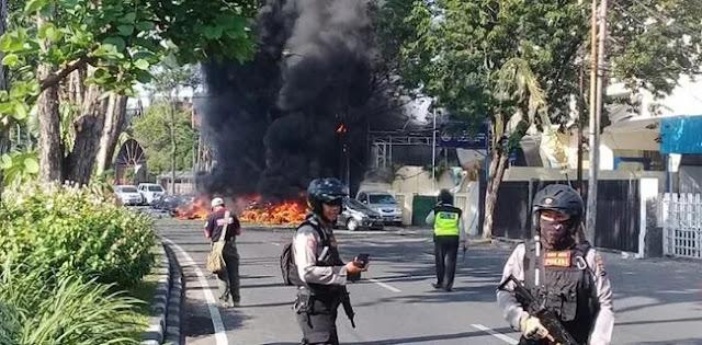 """Sadis"", Jokowi Abaikan Rasa Kemanusiaan Korban Terorisme"