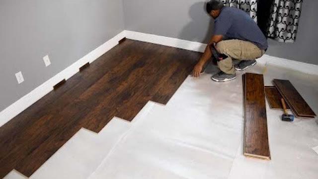 ketahui kualitas laminated flooring