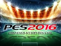 PES 2016 APK + Data Mod Full Version Ringan android offline