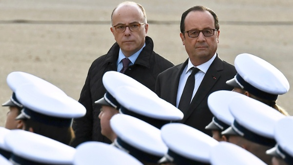 Hollande designa a Bernard Cazeneuve primer ministro de Francia