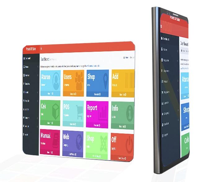 mesin kasir, cash regsiter, point of sale, mesin kasir touchscreen, mesin kasir online, perkembangan, transformasi, touhcscreen, online