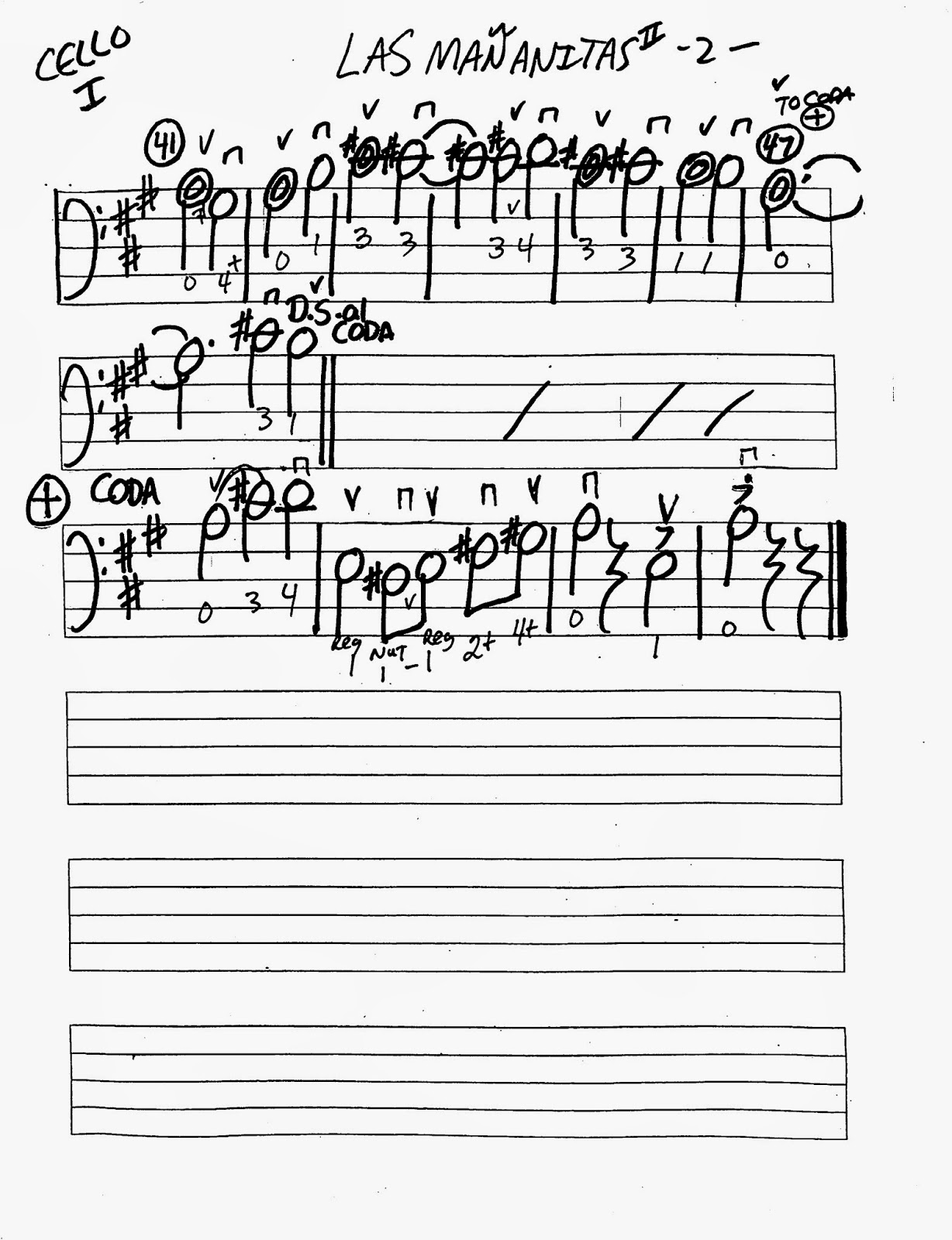 Miss Jacobson S Music Las Mananitas Ii Worksheets
