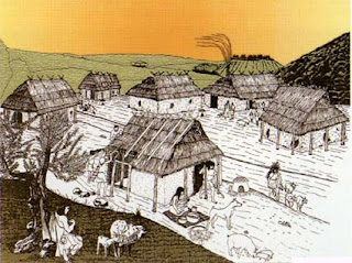 i villanoviani e l'inizio della civiltà italica