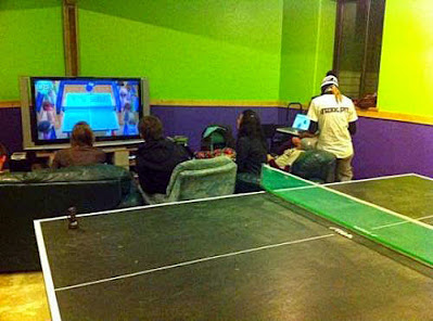 witzige Menschen - demotivierte Leute - Hobby Tischtennis