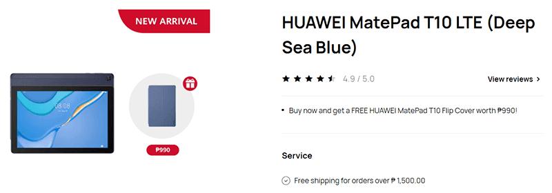 Huawei MatePad T 10 LTE