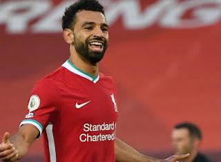 عودة اللاعب محمد صلاح بعد تعافيه من فيروس كورونا