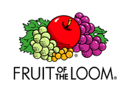 Fruit of The Loom now at Tees and Prints!