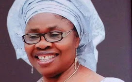 DR.(MRS) Christiana A.W Inyang (JP) Is gone