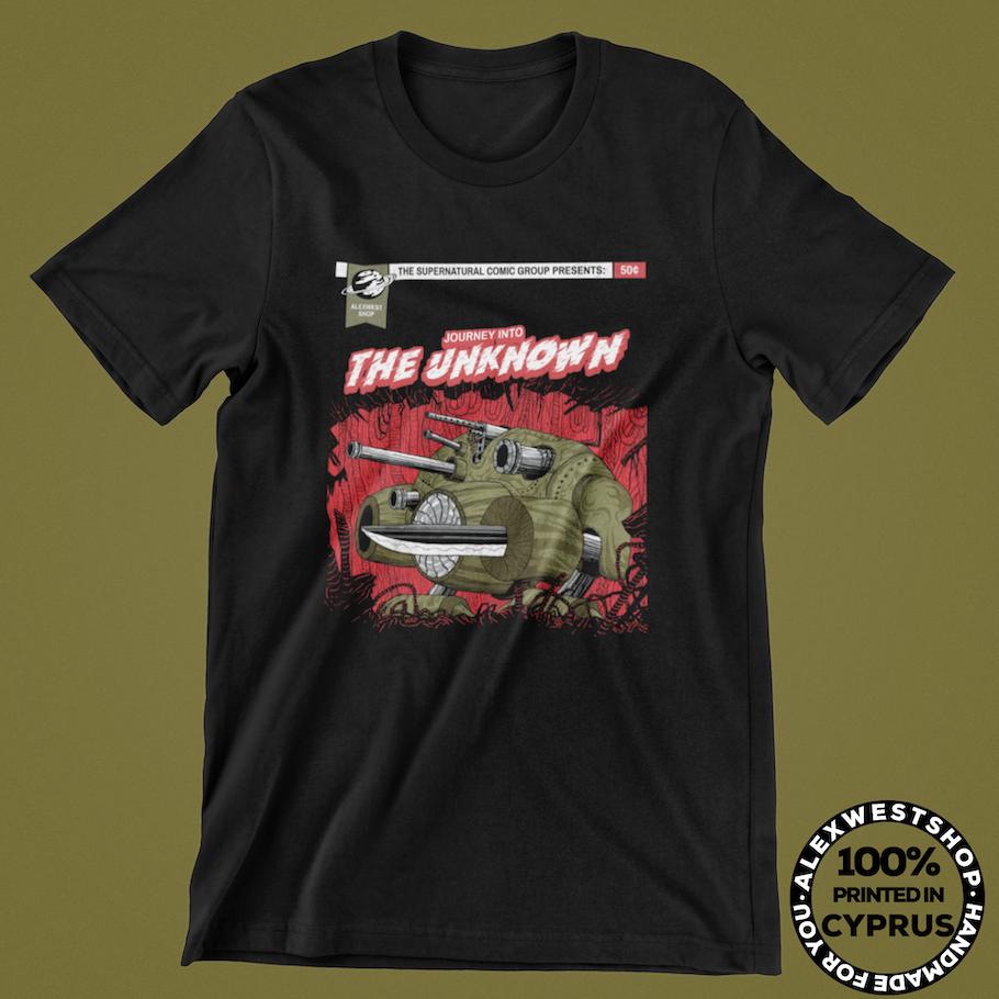 alien comic t shirt ufo et nasa area 51 alexwestshop spreadshirt redbubble teepublic society6