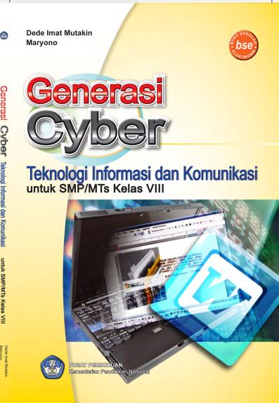 Download Buku Siswa KTSP SMP dan MTs Kelas 8 Generasi Cyber Teknologi Informasi dan Komunikasi