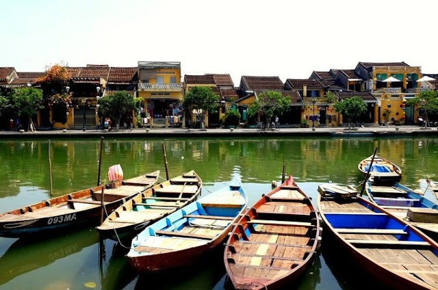 Hoi An is the best travel city in Asia
