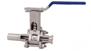Specialized ball valve