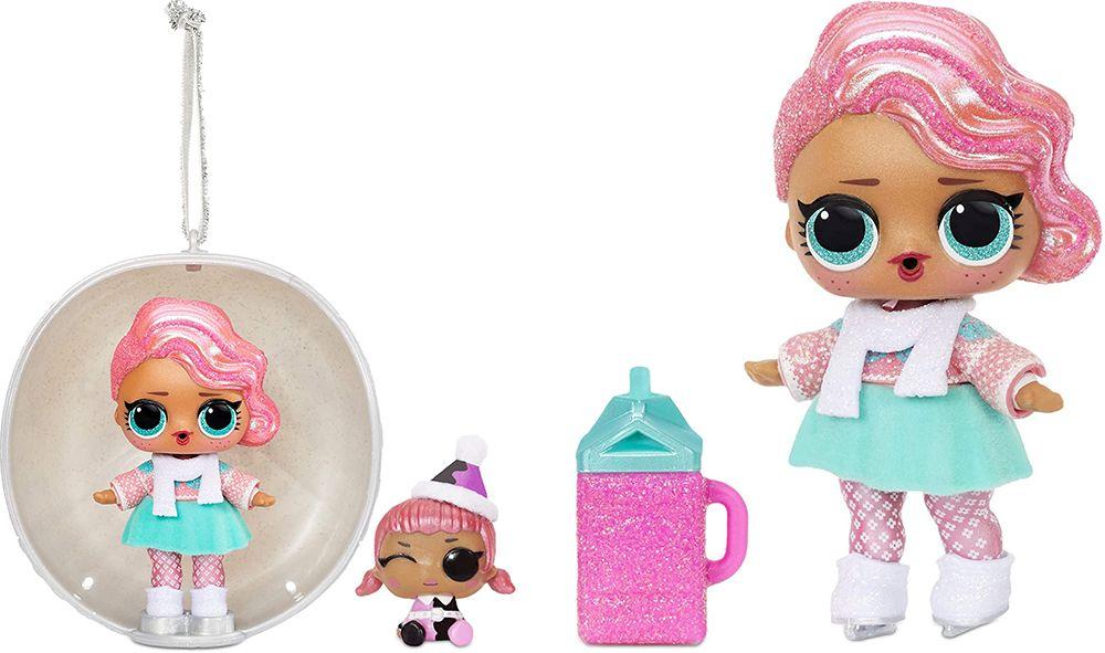 Редкая кукла Лол Сюрприз Treasure и эльф Adorbs