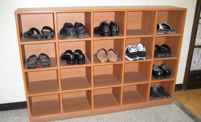 Galeri Contoh Desain Rak Sepatu Terbaru 2015  tscribbles